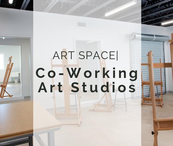 Art Space | Coworking Art Studios – Arts Warehouse